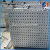 Modelo de la aleación de aluminio para la construcción del encofrado