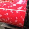 Il colore ha ricoperto la bobina d'acciaio di PPGI progettata fiore