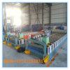 Balanceo acanalado automático del panel de la hoja de pared del material para techos del metal que hace la máquina
