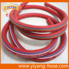Tuyaux d'air industriels spécialisés par rouge de PVC de pression