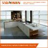 白い個々の台所家具パン屋によって塗られるMDFの食器棚