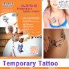 Бумага этикеты скольжения воды бумаги Tattoo Inkjet/лазера временно