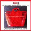Plastic usado Injection Basket Mold en Stock