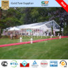 Grande Clear Glass Wall Marquee Party Hotel Tent per People 1000