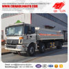 De Vrachtwagen van de tanker voor Vloeibaar Asfalt, het Schrobben de Lading van de Olie