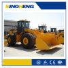 Carregador da roda de China XCMG Lw800k 8 toneladas