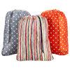 Dots/Stripesポリエステル洗濯袋(HBLB-13)
