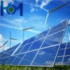 Verre en verre de panneau de commande solaire de Huamei