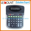 Acrylic Screen (LC219A)를 가진 8개의 손가락 Dual Power Large Size Desktop Calculator