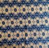 Laço de nylon chinês da tela de nylon nova do laço da cor do jacquard dois do projeto