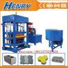 ディーゼル機関のダーバンの具体的な油圧ブロックおよび煉瓦作成機械