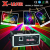 Im Freien Disco 6W RGB Full Color Animation Laser Light