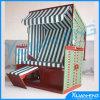 Chaise de meubles de jardin de Chambre de rotin