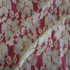 LadyのDressのためのナイロンCotton Latest Lace Fabric