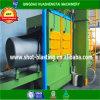 Máquina del chorreo con granalla del tubo de acero/equipo de la limpieza
