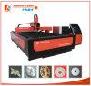 cortadora del laser de la fibra del metal del acero inoxidable del CNC 500With1000W