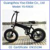 20  vélos de montagne électriques de batterie au lithium de *4.0inch 250W 350W à vendre, batterie cachée pliant le gros vélo de pneu
