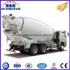 Camion de mélangeur de Sinotruk HOWO 6-8m3 HOWO