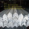 Angolo d'acciaio galvanizzato tuffato caldo di Q235B, acciaio di angolo
