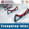 Ролик Troughing ленточного транспортера высокой эффективности для системы транспортера