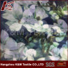 Tissu tout simplement 100% d'organza de polyester estampé par textile de polyester