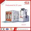 Horno de la cabina de la pintura de aerosol del coche del equipo del garage de la alta calidad de China Guangli (GL4-CE)