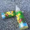 نكهات مختلطة مماثلة مثل [أوسا] وماليزيا [إ] عصير