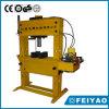 China Máquina de prensa hidráulica a mano 100 Toneladas