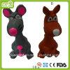 Brinquedo Eco-Friendly do animal do cão do látex
