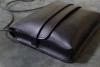 Bolsa de couro do plutônio da forma para o saco dos homens (BDMC067)
