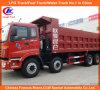 caminhões de descarga usados Auman 380HP de 18-25tons Foton 6*4 para a areia e a pedra