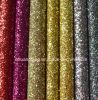 Glitter quente da forma da alta qualidade da venda 2017 para bolsas das sapatas