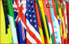 Bandiera nazionale su ordinazione esterna di alta qualità