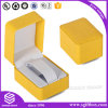 Form druckte verpackengeschenk-Bildschirmanzeige-Leder-Schmucksache-Uhr-Kasten