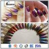 Pigmento dello spostamento di colore dei pigmenti del Chameleon dei pigmenti di bellezza del chiodo