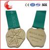 De nieuwe Medaille van het Gouden Plateren van de Douane van het Metaal van het Ontwerp