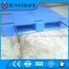 1200*1200 de Plastic Pallet van de zware Lading met de Ribben van het Staal