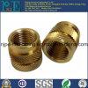 Conetor de bronze da tubulação da linha fêmea da precisão do ODM
