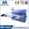 L'excellente qualité a fixé la presse pneumatique de la chaleur de stations simples du côté deux de plaque
