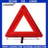 Рефлектор света автомобиля треугольника, предупреждает рефлектор треугольника