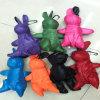 Kaninchen redet faltbaren mehrfachverwendbaren fördernden Beutel-Nylonbeutel an