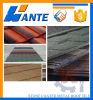 中国の電流を通された波形の砂の上塗を施してある金属の屋根瓦