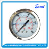 Ss Pressure Gage - Center Back Manometer - Liuquid Filled Pressure Gage