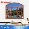 China-Qualitäts-Amerika-Art Auminum Flügelfenster-Fenster