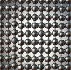 Tenda in rilievo del metallo dell'acciaio inossidabile