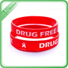 Wristbands del silicone di modo resi personali abitudine per il regalo di promozione