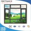 에너지 절약 분말 입히는 열 틈 여닫이 창 Windows