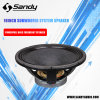 18p300 Cheap Price PRO Audio Sound Subwoofer Announcer off 600W