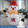 Aufblasbare Weihnachtsdekoration, aufblasbarer WeihnachtsSchneemann für Verkauf