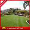人工的な草の庭の装飾の美化のための安い人工的な草のカーペットの泥炭